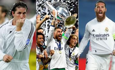 Provoni të mos qani: Momentet më të mira të Ramosit në Madrid (VIDEO)