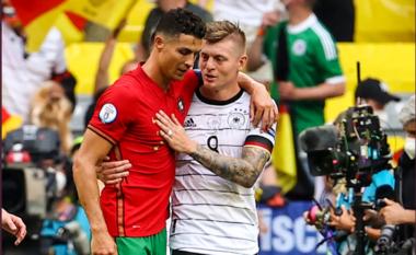 Kroos zbulon fjalët që shkëmbyen me Ronaldon, marrin fund spekulimet (FOTO LAJM)