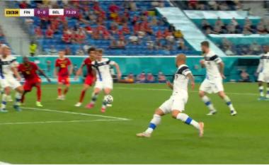 Më në fund Belgjika kalon në avantazh ndaj Finlandës (VIDEO)