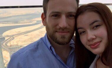 U vra mizorisht nga bashkëshorti, dalin pamjet e 20-vjeçares me vajzën në krah (VIDEO)