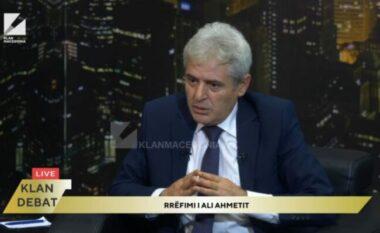 Ahmeti: Në kontestin me Bullgarinë duhet ndihmë nga Brukseli dhe Uashingtoni (VIDEO)
