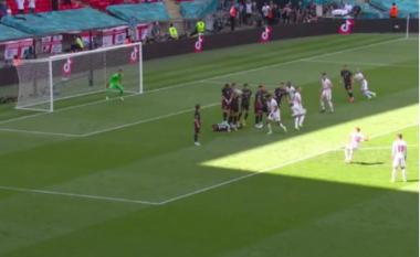 Nuk bind me lojë, por Anglia merr 3 pikë ndaj Kroacisë (VIDEO)