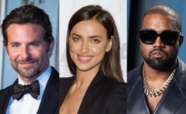 """Gjithë bota flet për lidhjen me Kanye West, Irina Shayk kapet """"mat"""" me ish-partnerin (FOTO LAJM)"""