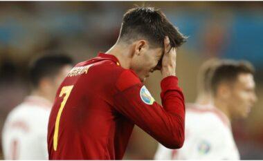 """EURO 2020/ """"Të vdekshin fëmijët"""", mallkime e kërcënime për yllin e Spanjës"""