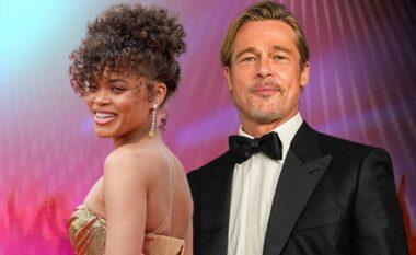 Në lidhje me Brad Pitt, këngëtarja e njohur shuan kuriozitetin e të gjithëve