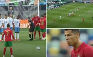 Goditja më e keqe e karrierës, shikoni gafën e Ronaldos (VIDEO)