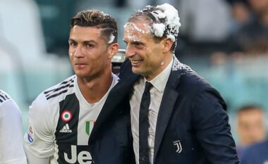Nga Ronaldo te Chiellini, Allegri takon drejtuesit e Juves për të përcaktuar planet e merkatos