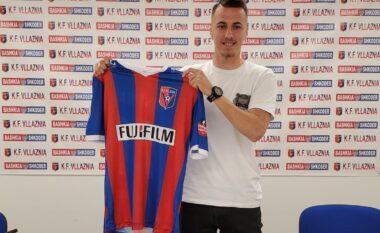 Zyrtare: Talenti rikthehet në shtëpi, Vllaznia firmos për tre vite me Shimajn