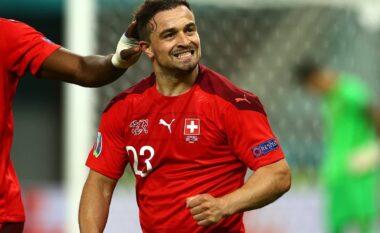 Kualifikohet Zvicra, reagon Xherdan Shaqiri (FOTO LAJM)