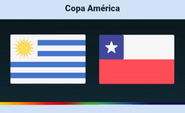 Formacionet zyrtare: Uruguai-Kili
