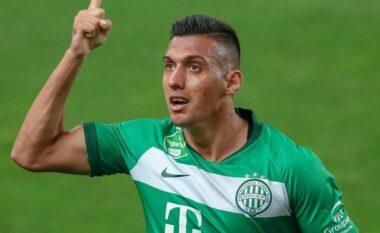 Uzuni shpallet lojtari më i miri i vitit me Ferencvaroshin