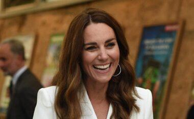 """Si Kate Middleton """"theu"""" protokollin mbretëror në daljen e fundit publike"""