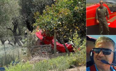 Detaje të reja nga tragjedia e sotme në Greqi: Avioni ra 100 metra, pilotët u dogjën të gjallë!