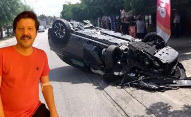 Aktori i njohur turk humb kontrollin e makinës dhe pëson aksidentin e tmerrshëm