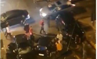 """""""Ishte si bombë"""", dalin pamjet e aksidentit të fortë në ish-bllok (VIDEO)"""