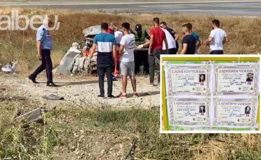 Albeu: Dhimbje dhe lot! 4 makina funerali përcjellin në banesën e fundit familjen Gushi