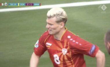 EURO 2020/ Maqedonia ngushton rezultatin ndaj Ukrainës (VIDEO)