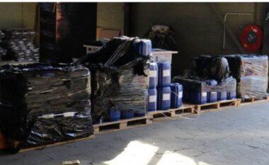 Merr fund banda shqiptaro-kolumbiane, sekuestrohet 20 kg kokainë në Amsterdam
