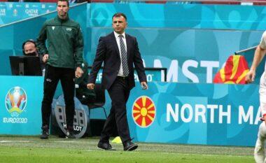ZYRTARE/ E kualifikoi në Euro 2020, Angelovski jep dorëheqjen: Nder që drejtova Maqedoninë në Evropian