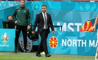 Shkroi historinë në Euro 2020, jep dorëheqjen trajneri i Maqedonisë