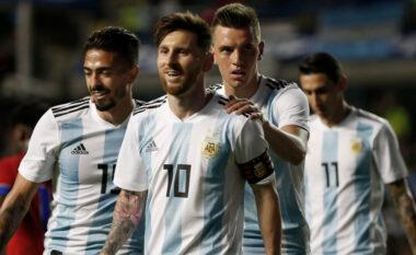 ZYRTARE/ Copa America, Argjentina lë në shtëpi një prej yjeve (FOTO LAJM)