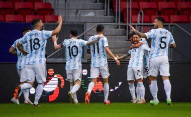 Mjafton goli i Gomez, Argjentina merr fitoren e dytë në Copa America (VIDEO)