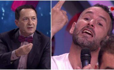 """""""Njeri i pështirë e i pafytyrë"""", Arjan Konomi shpërthen ndaj Armandit në Përputhen (VIDEO)"""
