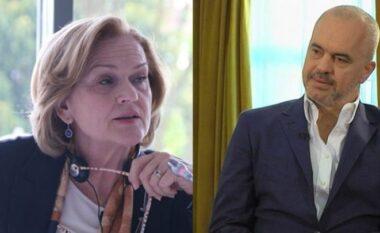 Lënë pas mosmarrëveshjet! Arta Dade i bashkëngjitet Ramës në ditën e rëndësishme për PS (VIDEO)