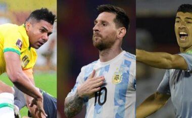 Yjet e Brazilit udhëheqin revoltën, edhe Argjentina e Uruguai kundër Kupës së Amerikës