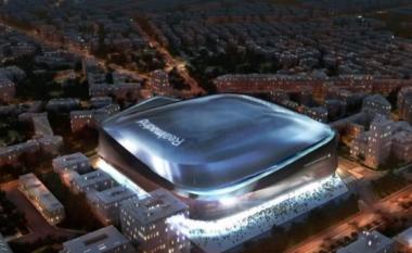 "Ja kur hapet stadiumi ""Santiago Bernabeu"""