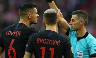 Lovren: Brozovic? Nuk e kuptoj se si mundi të hajë dy kg sallam para finales së Kupës së Botës