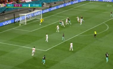 Maqedonia luan mirë por mposhtet nga Austria (VIDEO)