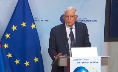 Sot takohet Kurti me Vuçiç, Borrell: Dialogu Kosovë-Serbi jo i lehtë, por i domosdoshëm