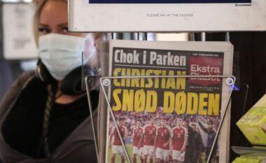 """Kolapsi i Eriksenit, """"shok nacional"""" në Danimarkë"""