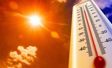 Vala e të nxehtit afrikan mbërrin në Shqipëri, javën e ardhshme temperaturat deri në 42 gradë