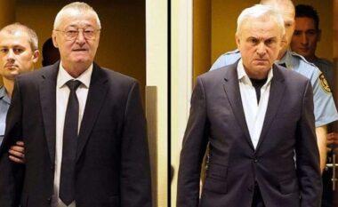 Gjykata e Hagës dënon me nga 12 vjet burg bashkëpunëtorët e Millosheviç