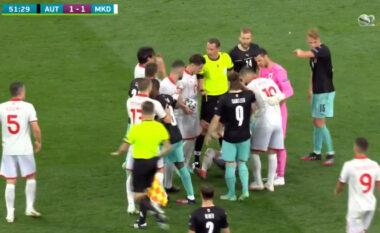 E FUNDIT/ Ka sërish gol në ndeshjen Austri-Maqedoni (VIDEO)