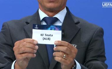 Teuta sfidon kampionët e Moldavisë në Champions, ja kur luhen ndeshjet