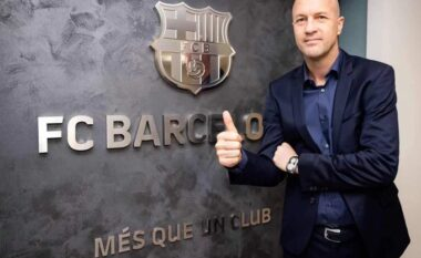 ZYRTARE/ Djali i legjendës Cruyff rikthehet tek Barcelona