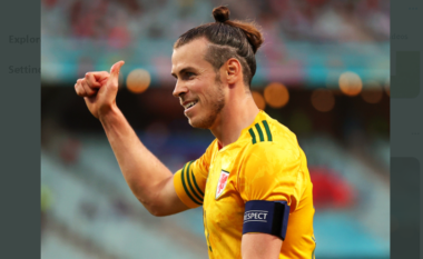 EURO 2020/ Dha dy asiste në ndeshjen Turqi – Wales, Gareth Bale shpallet lojtari i ndeshjes (FOTO LAJM)