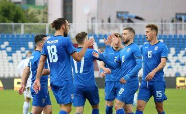 Vedat Muriqi kompleton het-trikun ndaj San Marinos (VIDEO)