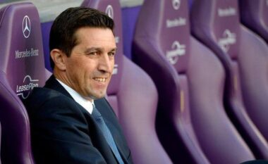 ZYRTARE/ Besnik Hasi merr drejtimin e skuadrës së njohur Arabe
