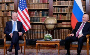 Përfundon para kohe takimi mes Vladimir Putin dhe Joe Biden