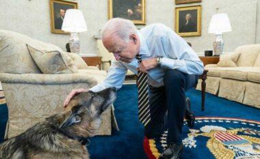 Çifti Biden në zi, ngordh Champ, qeni që jetoi me ta për 13 vjet