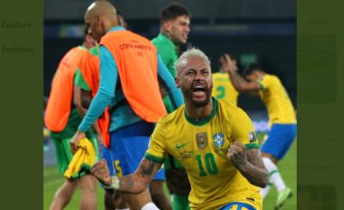 Copa America/ Brazili mposht Kolumbinë dhe siguron kualifikimin (VIDEO)