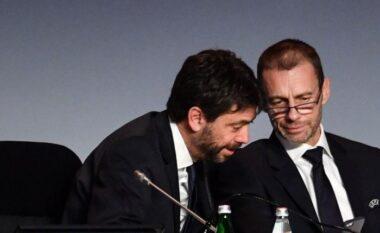 Super League, Ceferin: Për mua Agnelli nuk ekziston më
