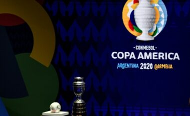 Brazili i qetëson të gjithë, konfirmon pjesëmarrjen në Copa America