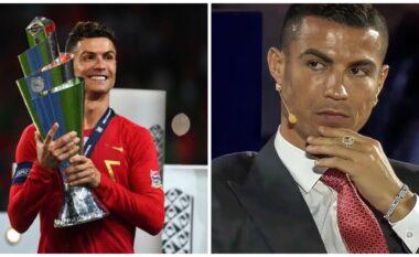 Cristiano Ronaldo ndjek në Instagram një këngëtare shqiptare, e gjeni dot kush është