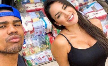 Douglas Costa i jep fund beqarisë, martohet me bukuroshen braziliane (FOTO+VIDEO)