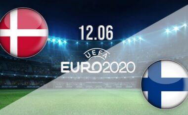EURO 2020/ Danimark – Finlandë, formacionet zyrtare (FOTO LAJM)